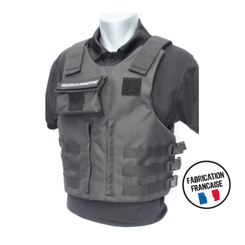 Housse gpb tactique comoditex for Housse gilet pare balle gk