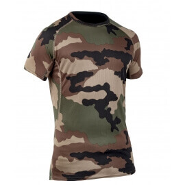 Tee shirt Respirant militaire CAM