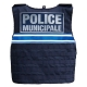 GILET TACTIQUE POLICE MUNICIPALE