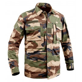 Chemise de combat militaire figther