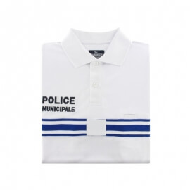 Polo Manches courtes PM blanc