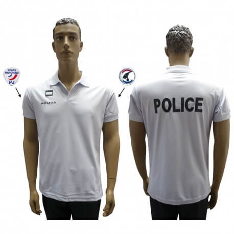 polo cooldry police nationale