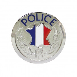 MEDAILLES POLICE
