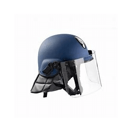 PROTECTION CASQUE + VISIERE